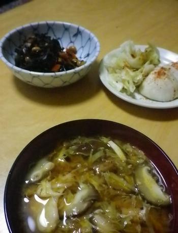 朝食風景20110613