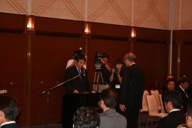 仁坂知事と社長