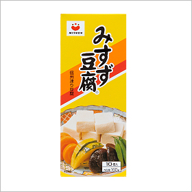 みすず豆腐