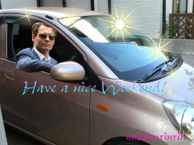 ジョニードライブ良い週末を