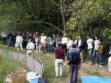 ドリーネ耕作畑の収穫祭-04