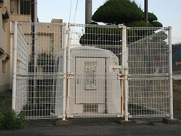防災科学技術研究所 美祢強震観測施設