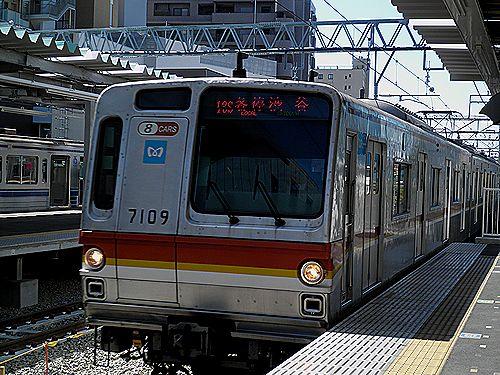 東京メトロ・7109編成
