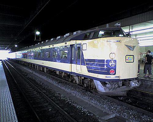 仙セン583系