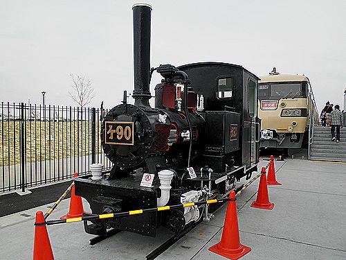 ケ90号蒸気機関車
