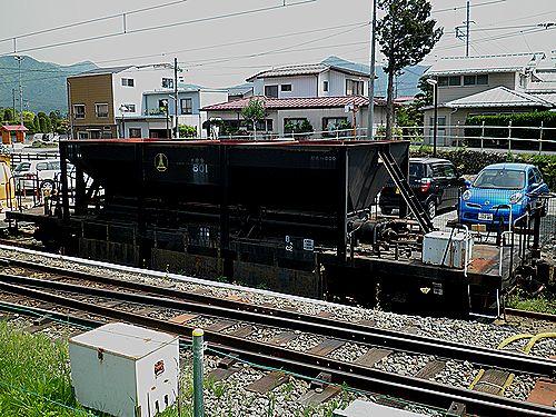 富士急行ホキ801