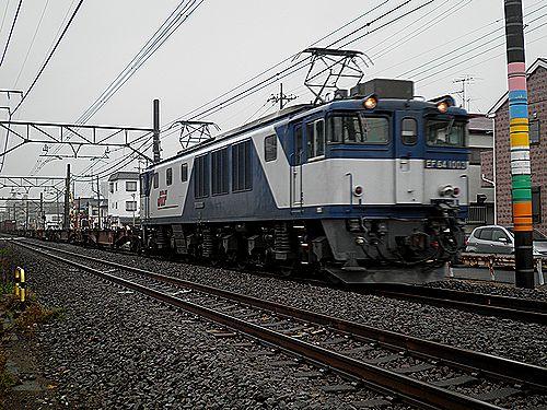 EF641003貨物・北上尾