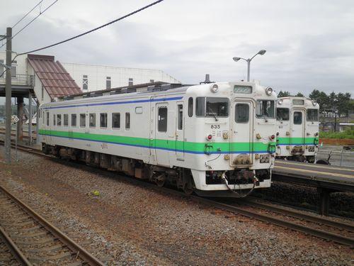 江差線・キハ40