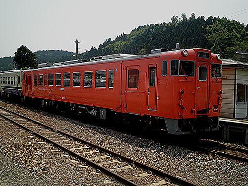 キハ40 522(秋アキ)・2