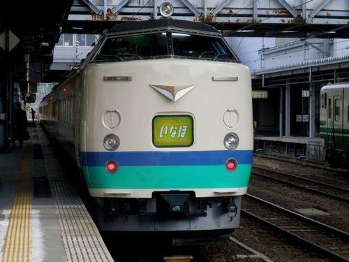 クロハ485-1025(新ニイ・T13編成)・秋田