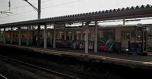 由利高原鉄道YR-2001(1)
