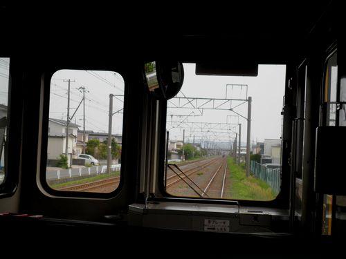 由利高原鉄道薬師堂~羽後本荘間