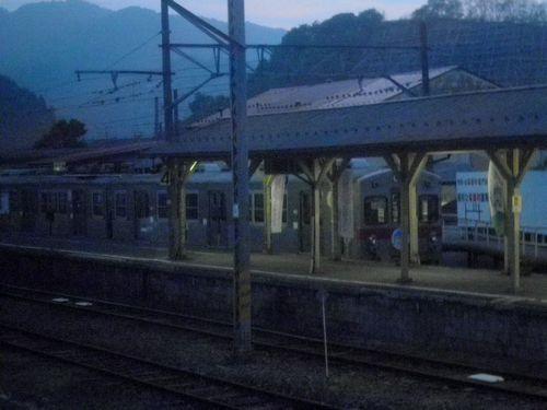 弘南鉄道大鰐温泉駅
