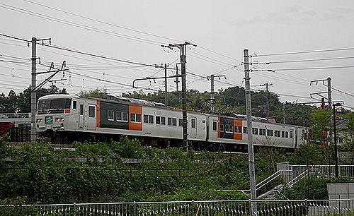 185系「はまかいじ」(横浜線片倉~八王子)