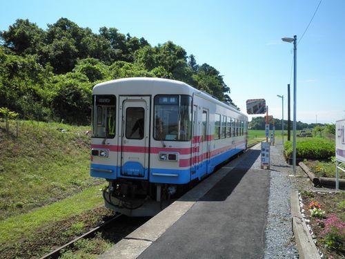 ひたちなか・中根駅