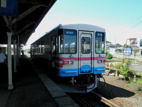 ひたちなか・暫定復旧列車(中根行)
