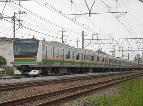 E233系3000番代