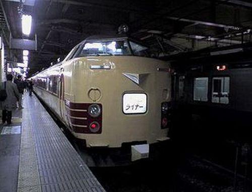 新ニイ485系「ホームライナー鴻巣3号」