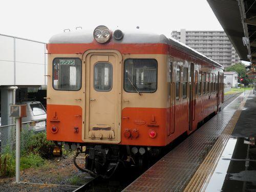 ひたちなか海浜鉄道・キハ205(勝田駅)