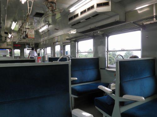 ひたちなか海浜鉄道・キハ205車内1