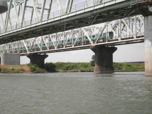 利根川・小堀の渡し・3