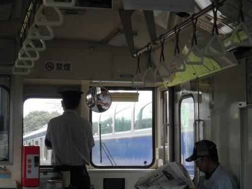 ひたちなか海浜鉄道・常磐線と並走