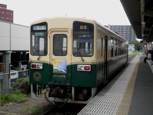 ひたちなか海浜鉄道・キハ3710-2