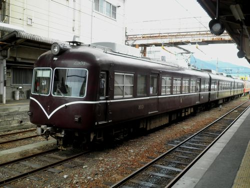 長野電鉄2000系・A編成
