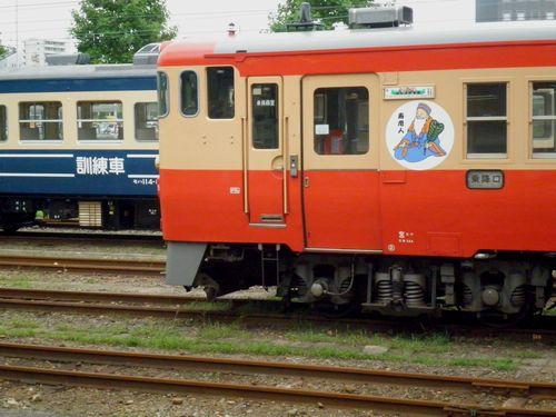 キハ40 1007(宮ミヤ)・2