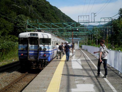上越線土合駅・9