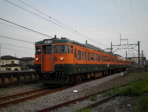 高タカ115系(八木原)