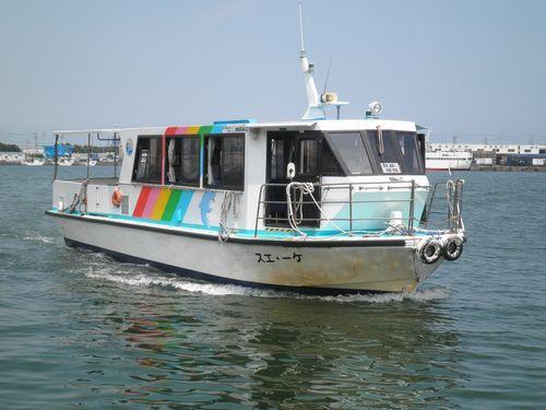 清水港水上バス・2