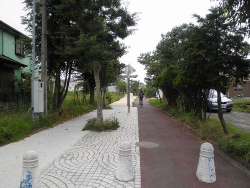 旧・国鉄清水港線跡