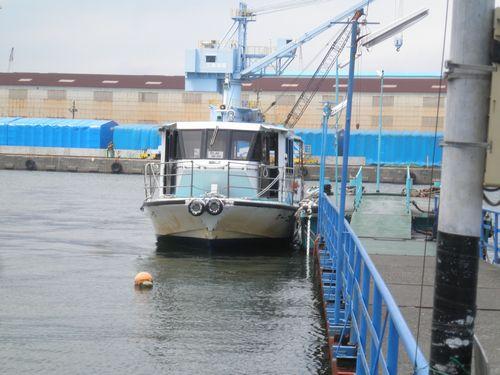 清水港水上バス・7
