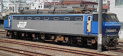 EF200 901(沼津駅)