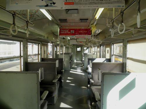 クハ111-242(千マリ・マリ217編成)・車内