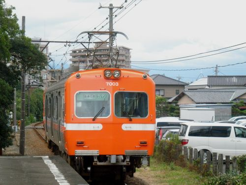 岳南鉄道モハ7003形