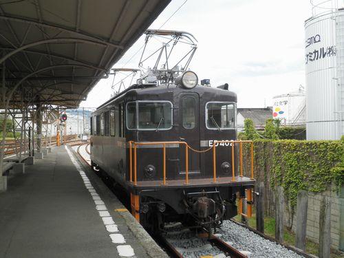 岳南鉄道ED402