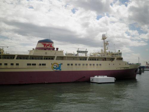 船の科学館「羊蹄丸」