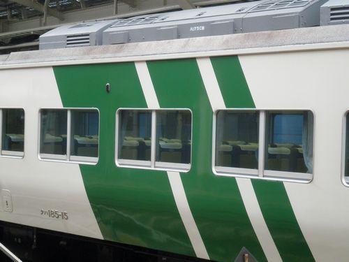 東チタ185系A8編成・2011年9月6日・2