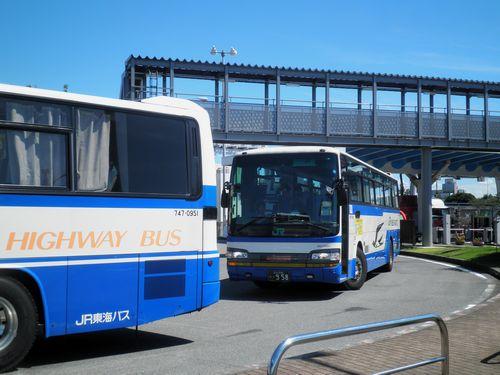 JR東名ハイウェイバス(東名静岡)