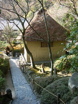 鈴虫寺へ6