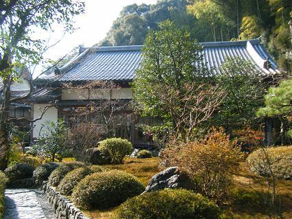 鈴虫寺へ8