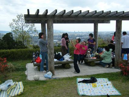 わんこお花見2010!60