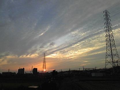 20101015夕方散歩