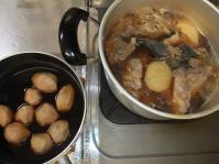 ブリ大根と里芋の煮っころがし
