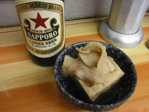 110729-006ビールと肉豆腐(縮小)