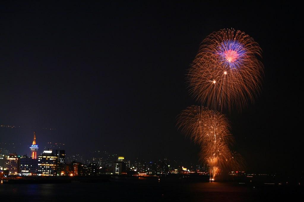 別府花火20091223 074