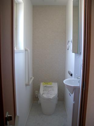 竣工トイレ 1F