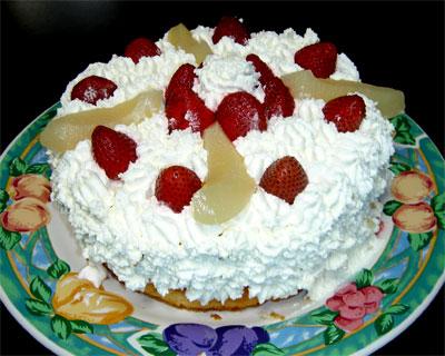 2009年クリスマスケーキ